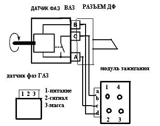 Схема подключения бронепроводов на ваз 2114 инжектор 8
