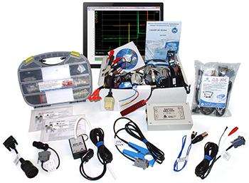 ...начального уровня и позволяет эффективно диагностировать системы: зажигания, топливоподачи бензиновых и.