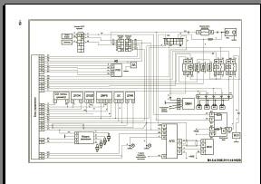Схемы мостовых электрических кранов